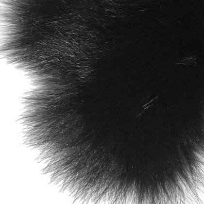 Other Designer Roeckl - gloves with cashmere/fur