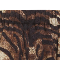 Maje skirt with Animal Print