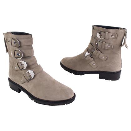 Stuart Weitzman Biker boots