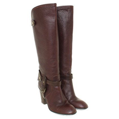 Hogan Boots in Brown