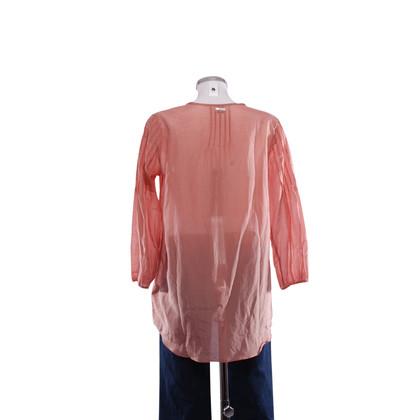 Calvin Klein blouse abrikoos