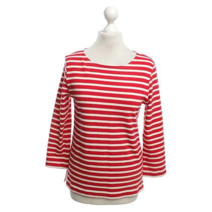 Iris & Ink top with stripes