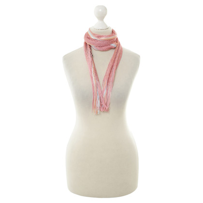 Missoni Crochet scarf