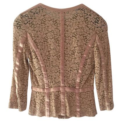 Elisabetta Franchi lace jacket