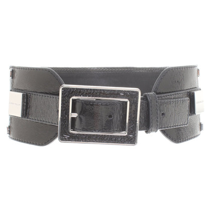 Karen Millen Waist belt in black
