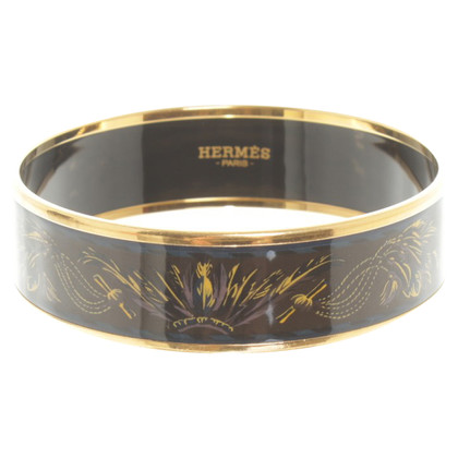 Hermès Emaille Bangle
