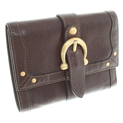 Coccinelle Wallet in dark brown
