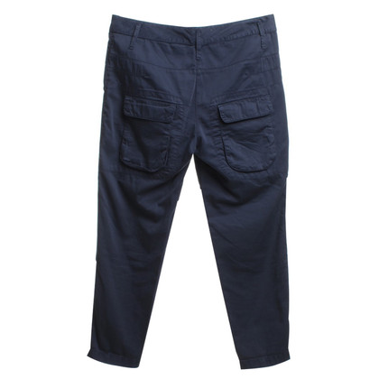 Schumacher trousers in blue