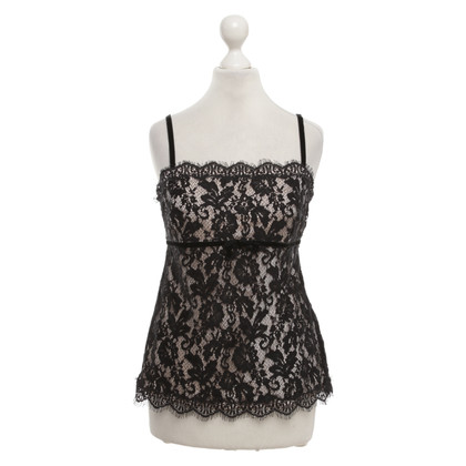 Karen Millen Bandeau top with lace