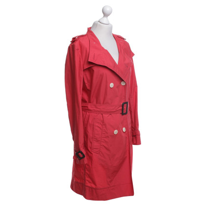 Ralph Lauren Trench coat in red