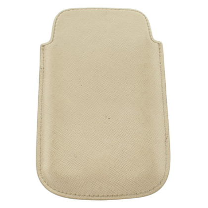 Prada Phone Case in beige