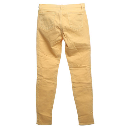 J Brand Jeans in yellow