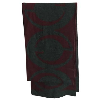 Gucci sciarpa di lana