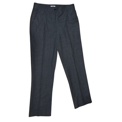 Miu Miu wool pants