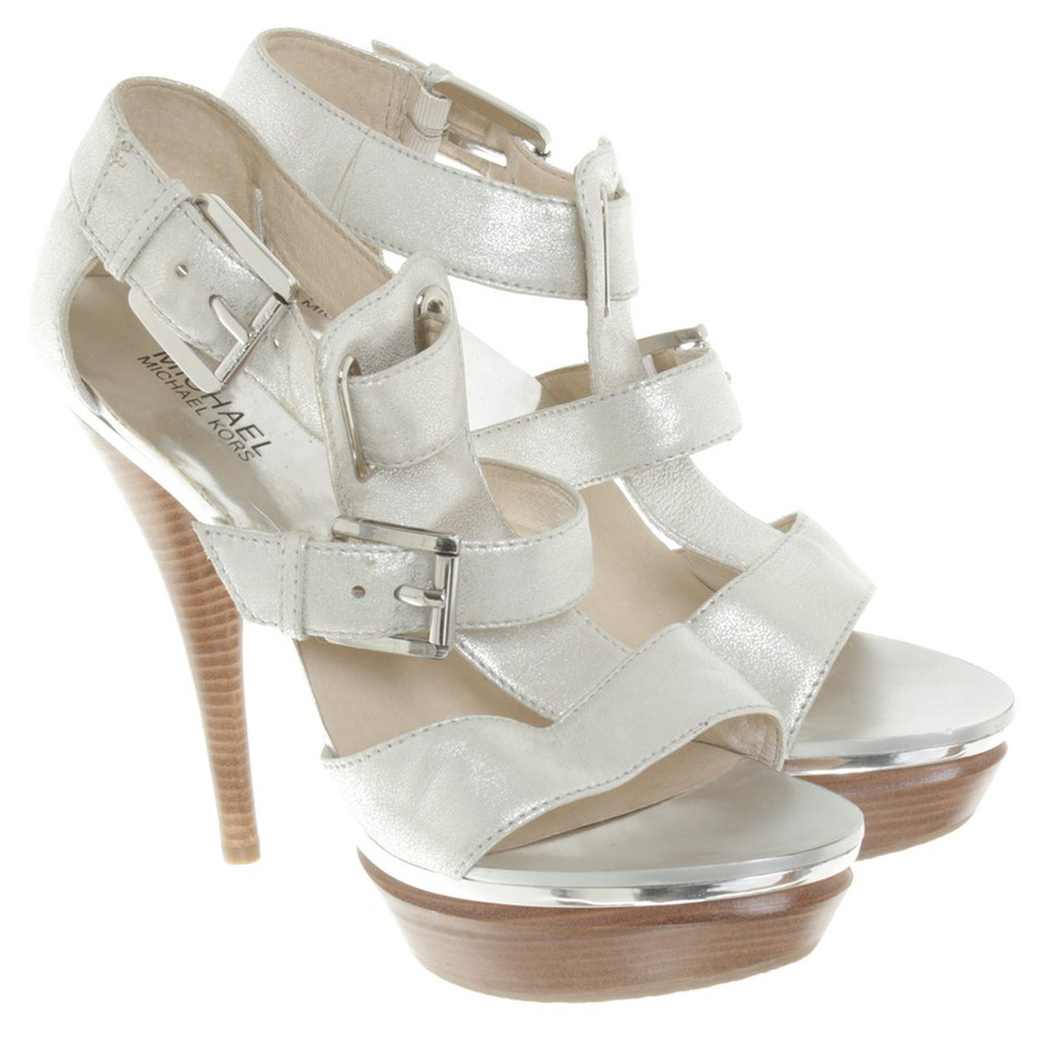 michael kors high heels platform buy second hand michael kors high heels platform for. Black Bedroom Furniture Sets. Home Design Ideas