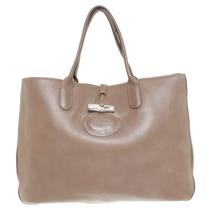 Longchamp Shopper in taupe