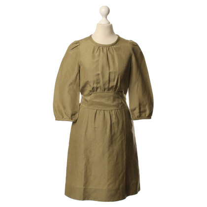 Marc by Marc Jacobs Dress in olive green