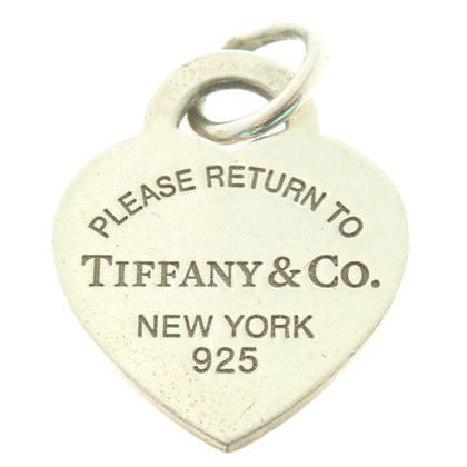 Tiffany & Co. Heart pendant from silver