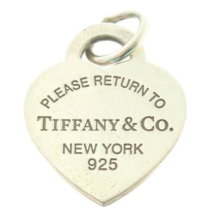 Tiffany & Co. Herz-Anhänger aus Silber