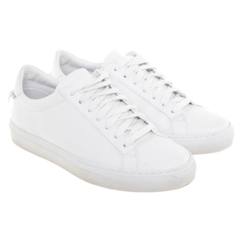 Givenchy Trainers Leather in White
