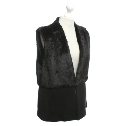 Michael Kors Vest with faux fur trim
