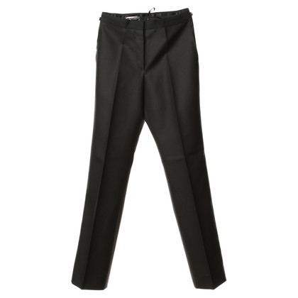 Jil Sander Classic trousers in black