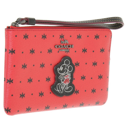 Coach Wallet in red