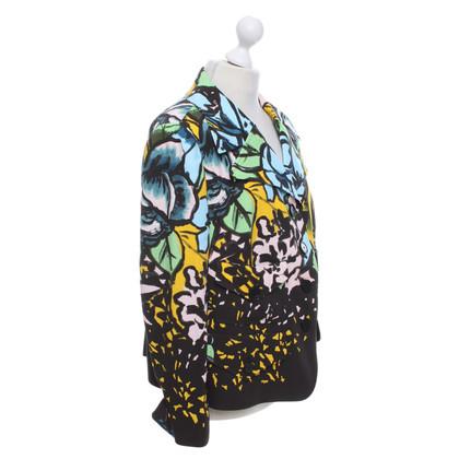 Escada Jacket with pattern