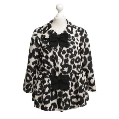 Giambattista Valli Jacket Animal Art