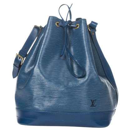 "Louis Vuitton ""Sac Noé Epi Leather"""