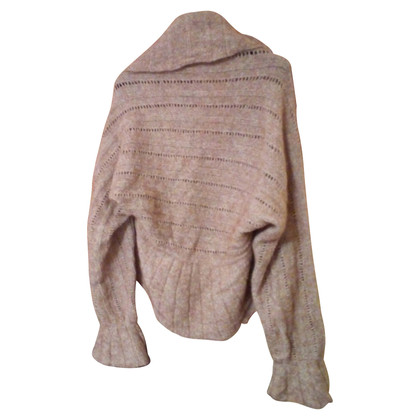 Max Mara Max Mara wollen shawl gemengd