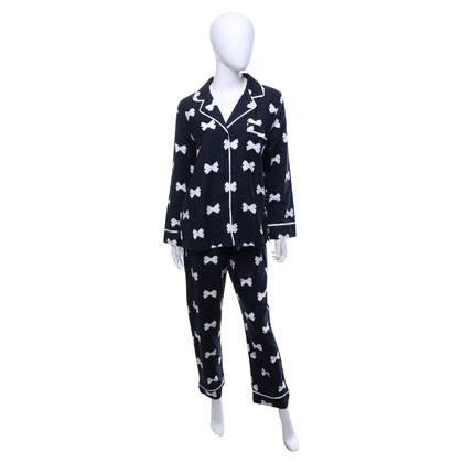 Kate Spade Pajamas with pattern