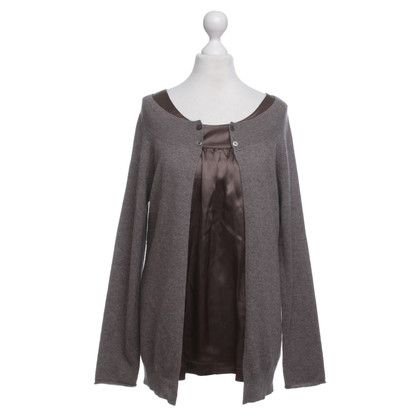 Marc Cain Combination of Cardigan & Top