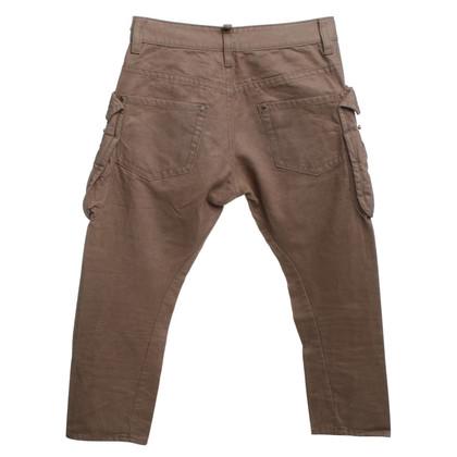 Dsquared2 trousers in Ocker