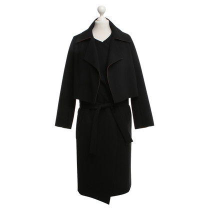 By Malene Birger Trenchcoat in Schwarz
