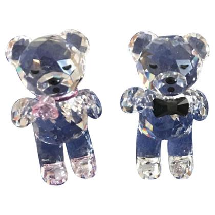 Swarovski Een set van Love Kris Bears