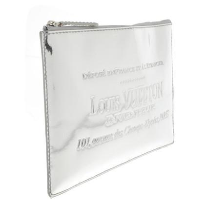 Louis Vuitton Silver colored pochette