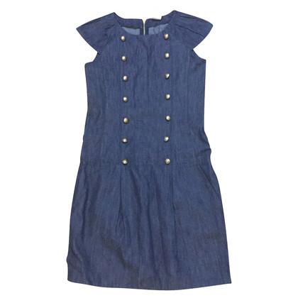 Dondup Korte jurk gemaakt van denim