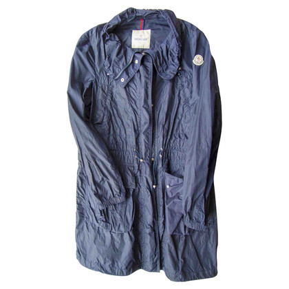 Moncler Mantel in Blau