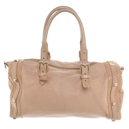 Schumacher Handbag with studs