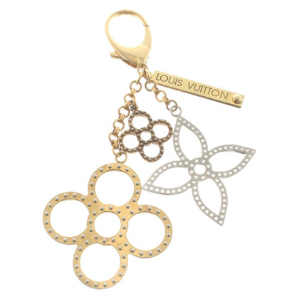 Louis Vuitton pendant with logo motif
