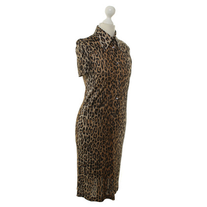 Dolce & Gabbana Dress with Leopard pattern