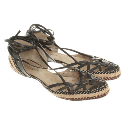 Dries van Noten Lace-up sandals