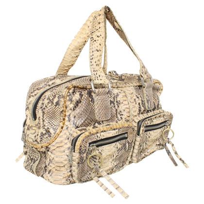 Chloé Tasche aus Schlangenleder