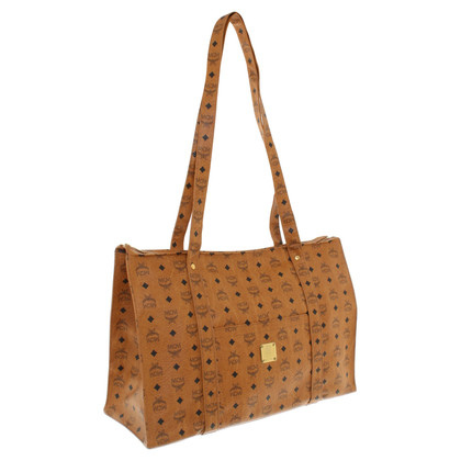 MCM Bag with Monogram pattern