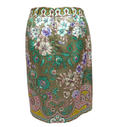 Etro skirt with box pleat