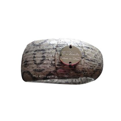 Andere Marke Furla - Schlangenleder Armreif