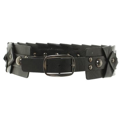 Diane von Furstenberg Belt made of leather