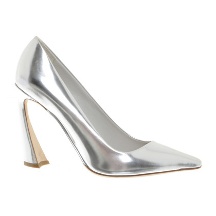 Christian Dior pumps Silvery