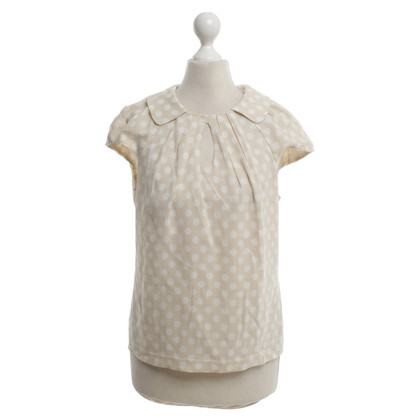 Paule Ka Blouse with polka dots